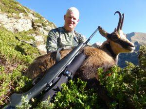ibex hunting in Spain