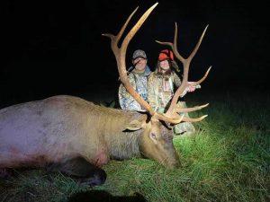 Michigan elk hunting